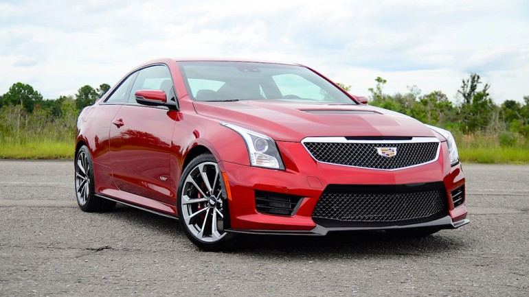 In Our Garage: 2016 Cadillac ATS-V Coupe