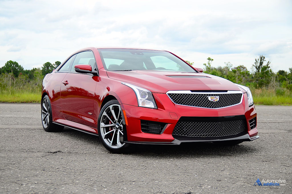 Cars For Sale Jacksonville Fl >> In Our Garage: 2016 Cadillac ATS-V Coupe