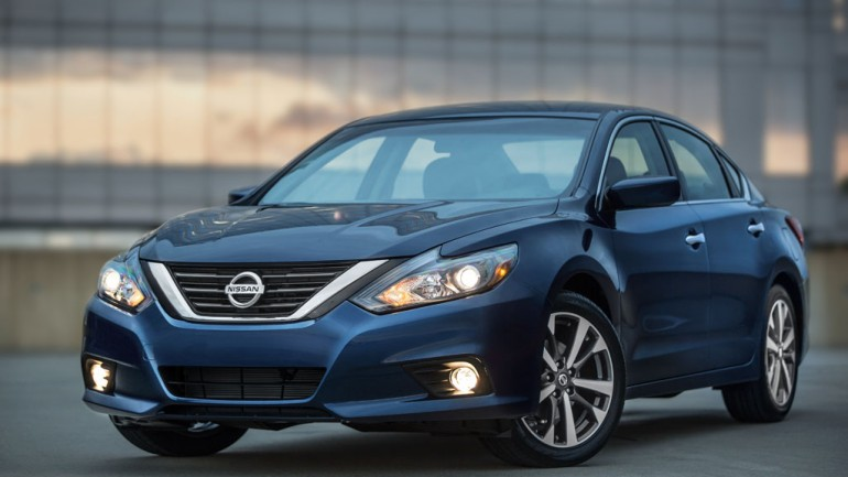 The 2016 Nissan Altima Gets it's Energetic Flow On