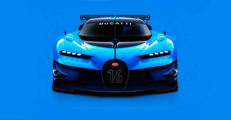 Bugatti Vision Gran Turismo 3