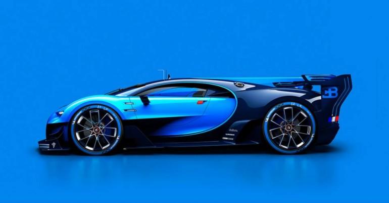Bugatti Vision Gran Turismo 4