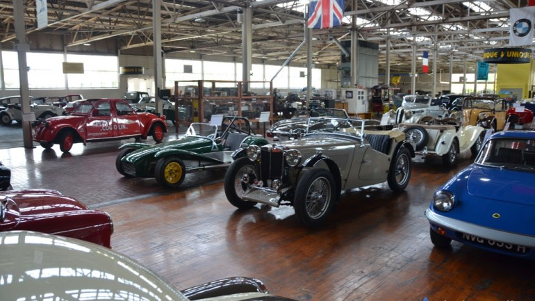 In Pictures: A Visit To The Lane Motor Museum