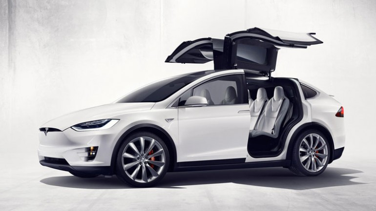Tesla Model X SUV Launches as Inspiring Technological Marvel in an Electrical SUV Package