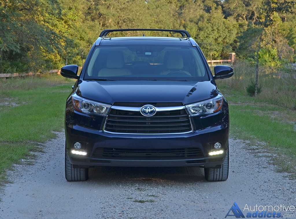 2015 toyota highlander hybrid limited awd i review test drive. Black Bedroom Furniture Sets. Home Design Ideas