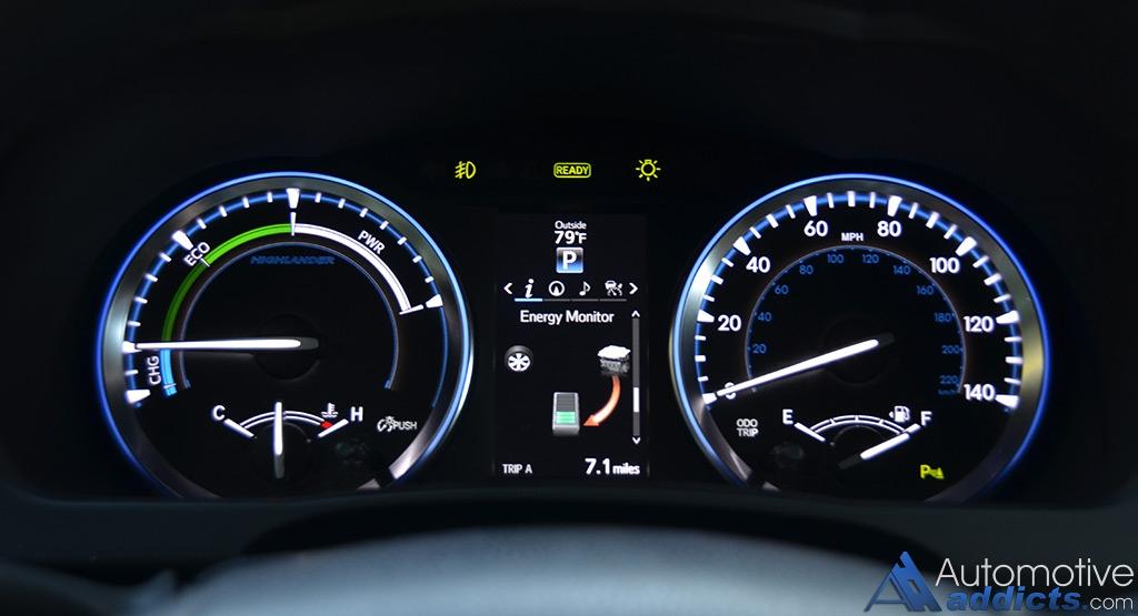 2015 Toyota Highlander Hybrid Limited AWD-i Review & Test ...
