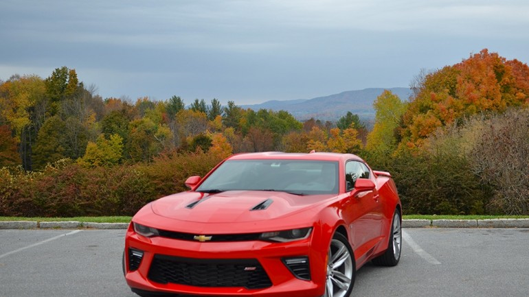 2016 Chevrolet Camaro SS #FindNewRoads Journey to Hemmings Motor News in Bennington, VT