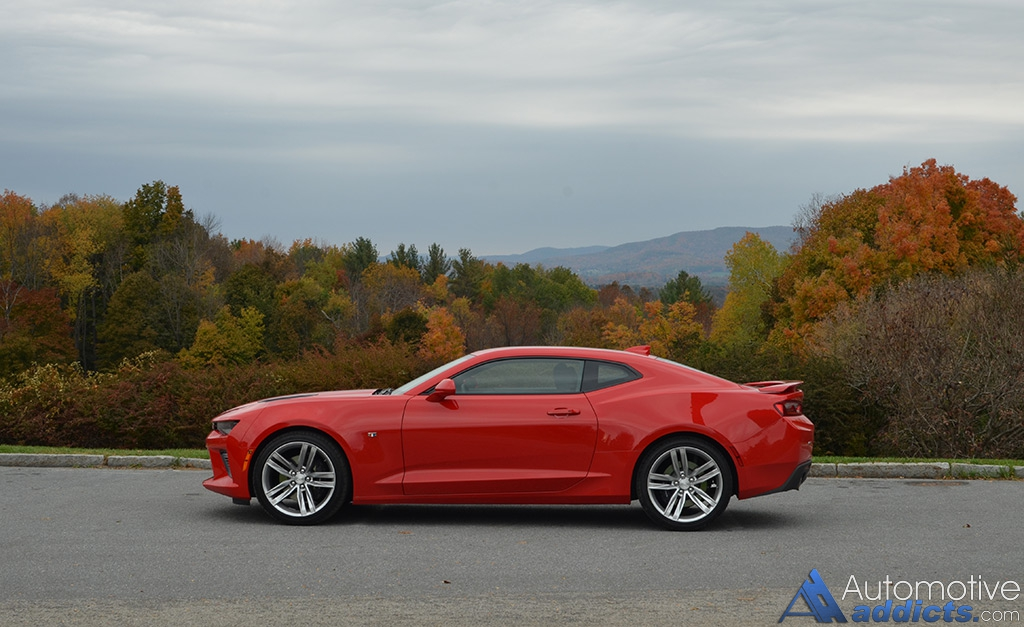 Chevy Dealers In Vt >> 2016 Chevrolet Camaro SS #FindNewRoads Journey to Hemmings ...