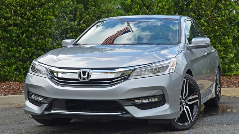 In Our Garage: 2016 Honda Accord V6 Touring