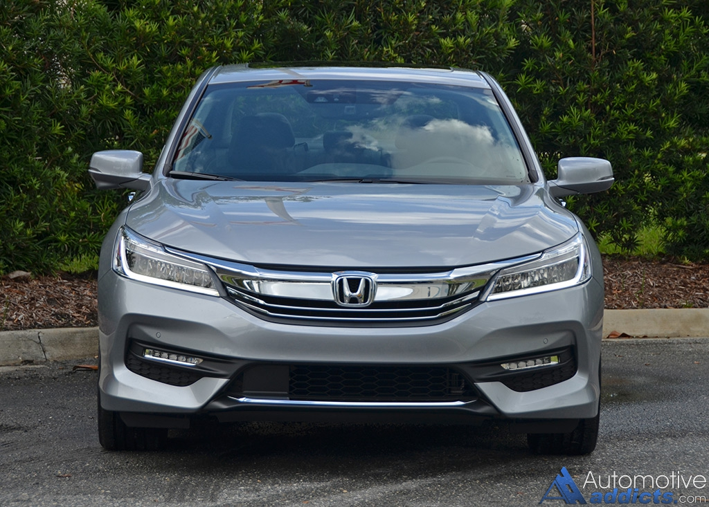 2016 Honda Accord V6 Touring Review Amp Test Drive