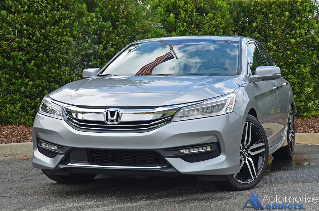 Kia New Cars >> 2016 Honda Accord V6 Touring Review & Test Drive