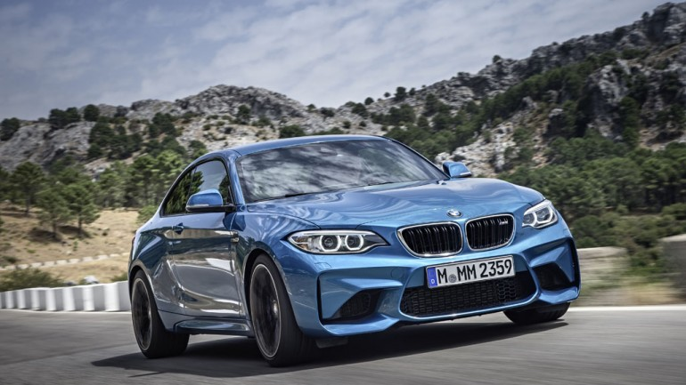 2016 BMW M2 Debuts with 365 Horsepower, 4.2 seconds to 60 MPH