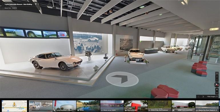 toyota-automobile-museum-japan-google-maps