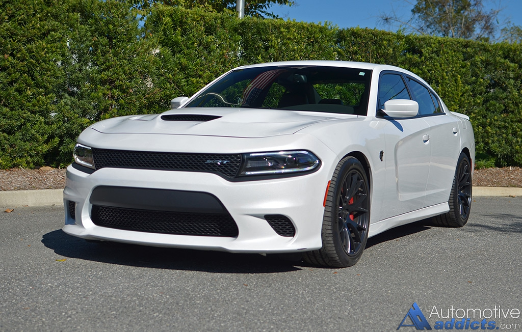 in our garage 2015 dodge charger srt hellcat. Black Bedroom Furniture Sets. Home Design Ideas