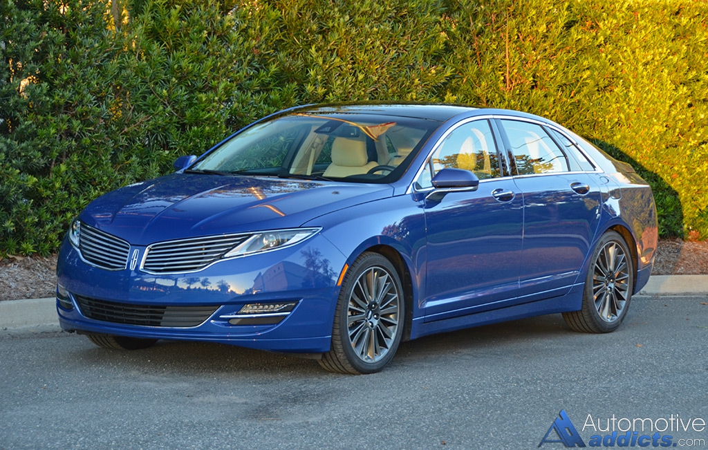 2015 Lincoln MKZ 3.7 AWD Black Label Quick Spin