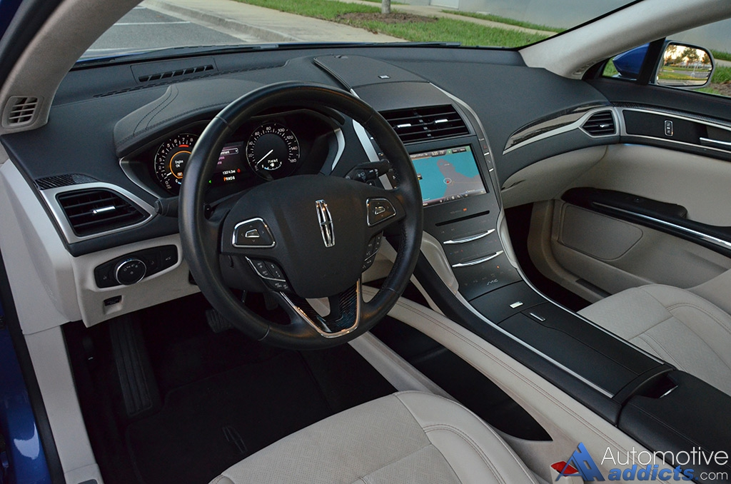 2015 Lincoln Mkz 3 7 Awd Black Label Quick Spin