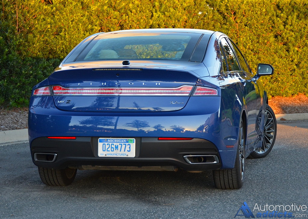 2015 lincoln mkz 3 7 awd black label quick spin. Black Bedroom Furniture Sets. Home Design Ideas
