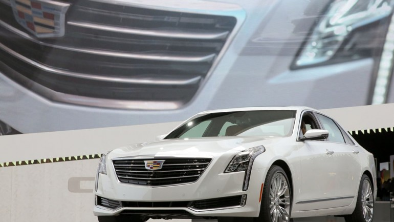 2016 Cadillac CT6 Touring Sedan Price to Start at $53,495, CT6 Platinum Model priced from $83,465