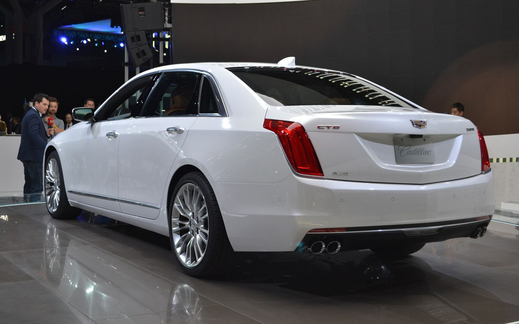 2016 cadillac ct6 touring sedan price to start at 53 495 ct6 platinum model priced from 83 465. Black Bedroom Furniture Sets. Home Design Ideas