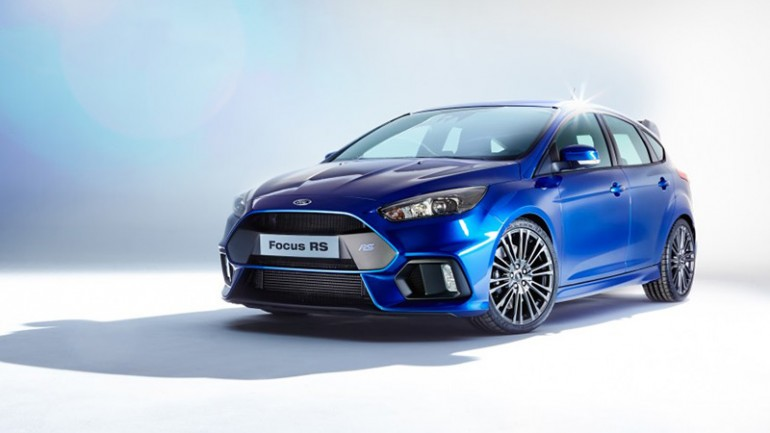 Tested to the Limit: Ford Focus RS 'Rebirth of an Icon' Documentary Videos