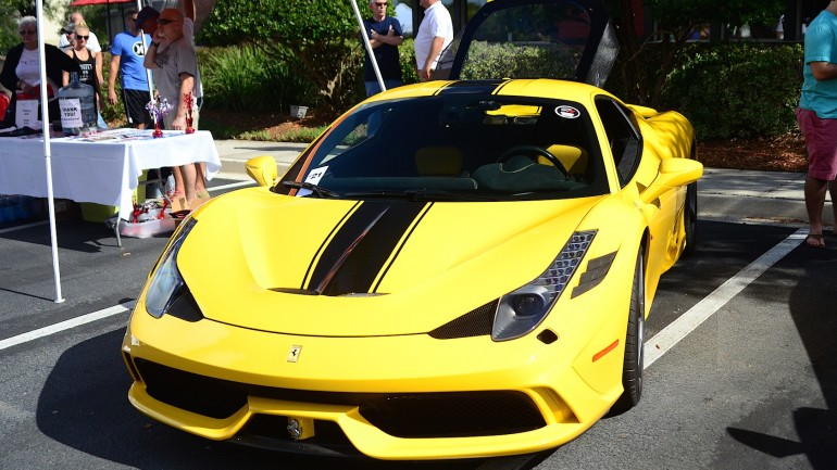 5th Annual Cars for our Troops Show Has Another Success for a Good Cause