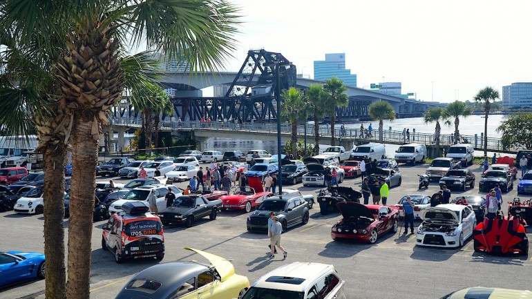 November 2015 Automotive Addicts Cars and Coffee Shocks Again with Record Crowd – Recap and Images