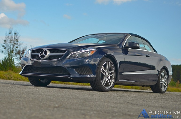 2015 mercedes benz e400 cabriolet quick spin test drive for Local mercedes benz dealer