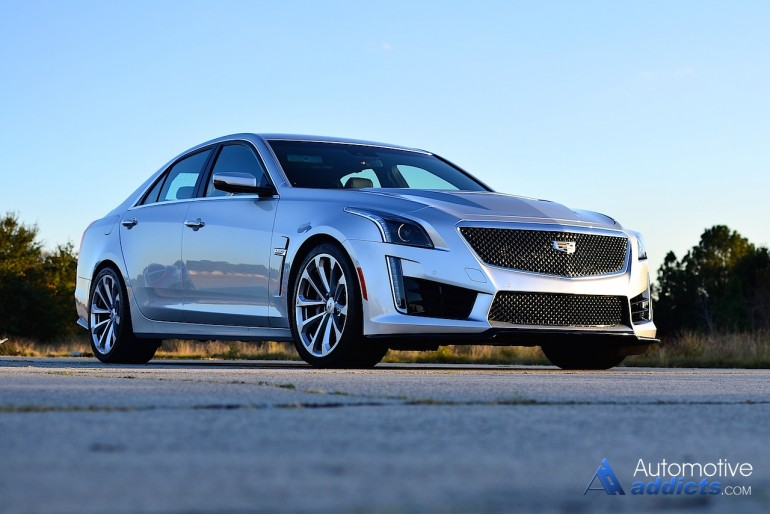 2016 cadillac cts v review test drive. Black Bedroom Furniture Sets. Home Design Ideas