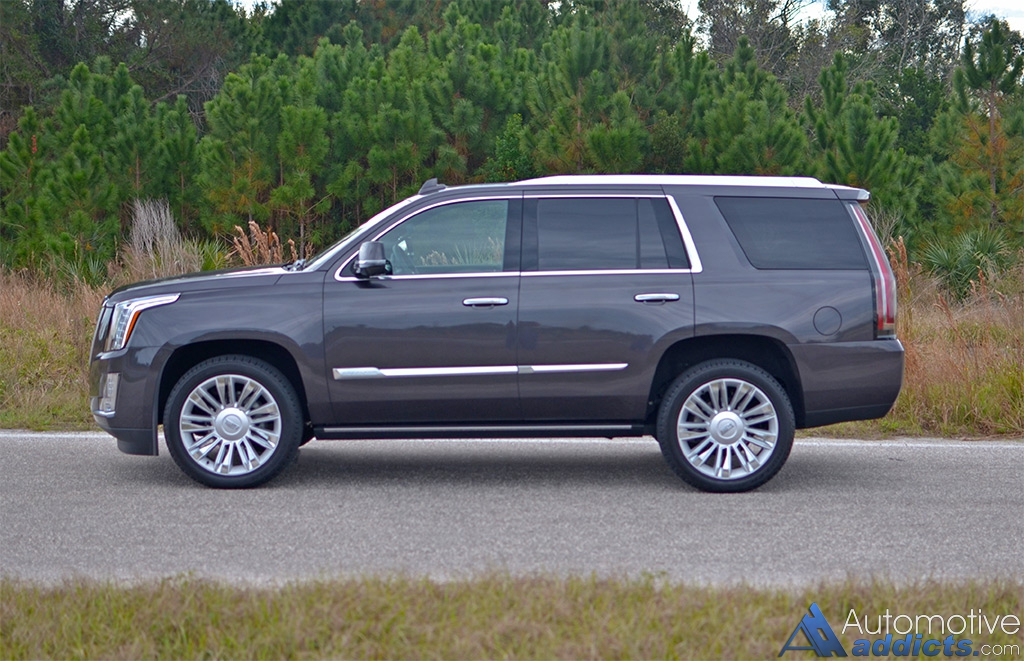 2016 cadillac escalade 4wd platinum living large in america has. Cars Review. Best American Auto & Cars Review