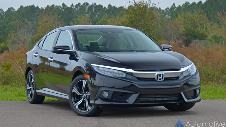 2016 Honda Civic Sedan Touring Review & Test Drive