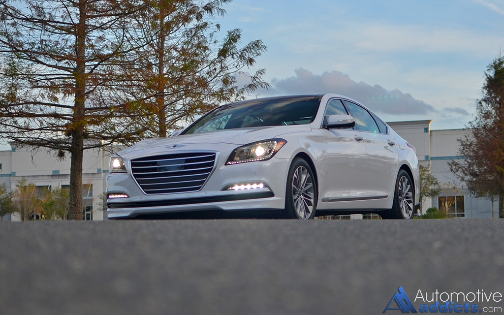 in our garage 2016 hyundai genesis rwd 3 8 sedan. Black Bedroom Furniture Sets. Home Design Ideas