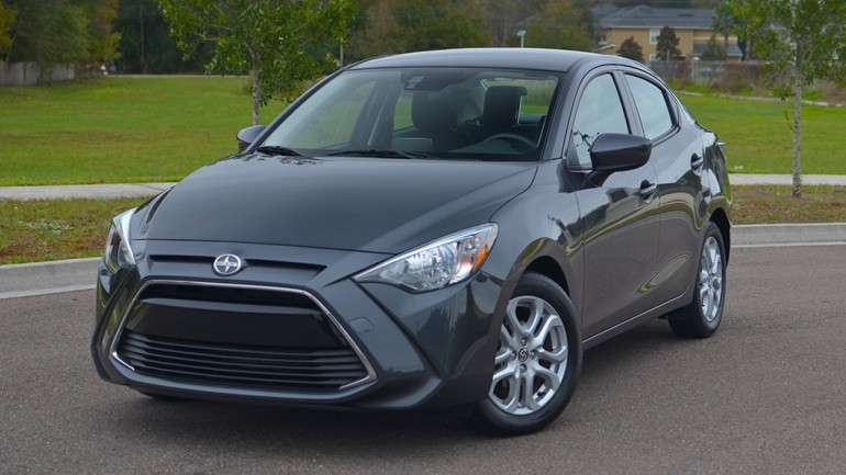 2016 Scion iA Review & Test Drive