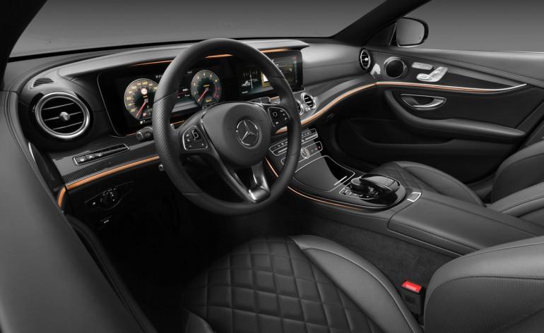 The New 2017 Mercedes Benz E Class Interior Is Stunning Video