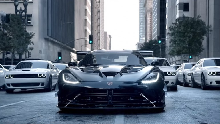 Join the Dodge Side- Dodge Gathers Full Line in Promo Video for 'Star Wars: The Force Awakens' Movie