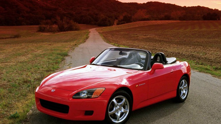 Honda Could Have S2000 Successor with a Turbo to compete with Mazda Miata
