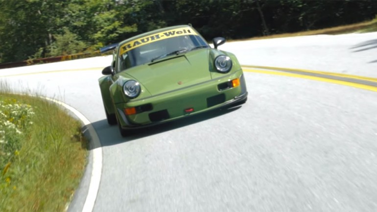 RWB Atlanta, GA – Mini Documentary, Nakai San Visits and Builds Clermont RWB Porsche