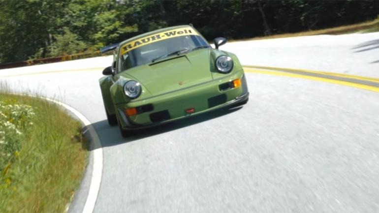 RWB Atlanta, GA – Mini Documentary, Nakai San Visits and Builds Clermont RWB Porsche