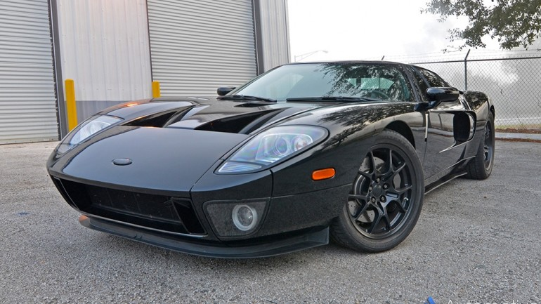The Future's Classic – Driven in Jacksonville: 2005 Ford GT