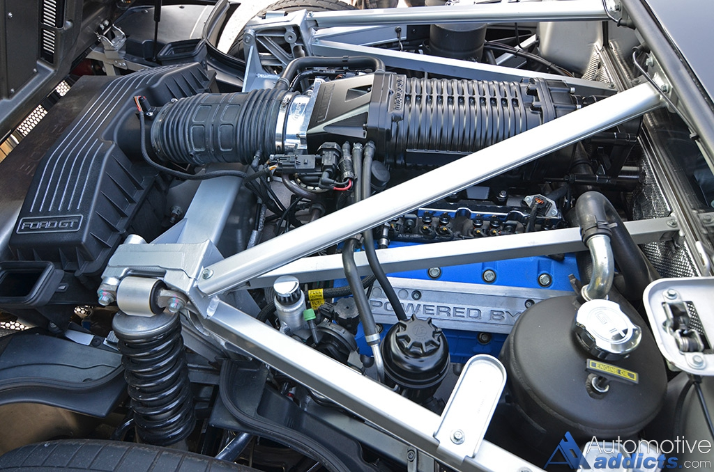 Ford Gt Engine Posted By Malcolm Hogan Filed Under
