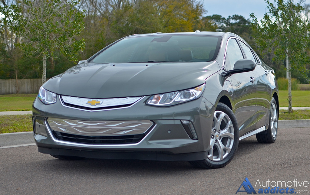 2016 Chevrolet Volt Premier Review Test Drive Gm S Hybrid Electric Gets Amped Up