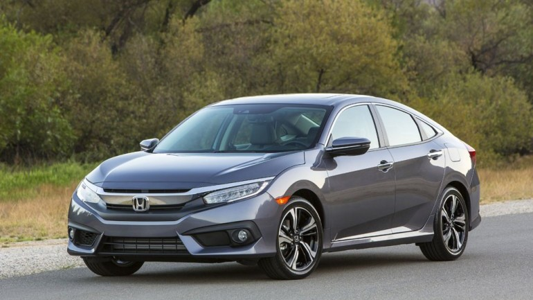 Honda Civic and Volvo XC90 Named 2016 North American Car and Truck/Utility of the Year