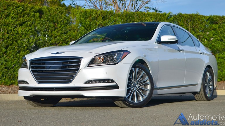 2016 Hyundai Genesis 3.8 RWD Sedan – A Prince Among Full-Size Luxury Kings