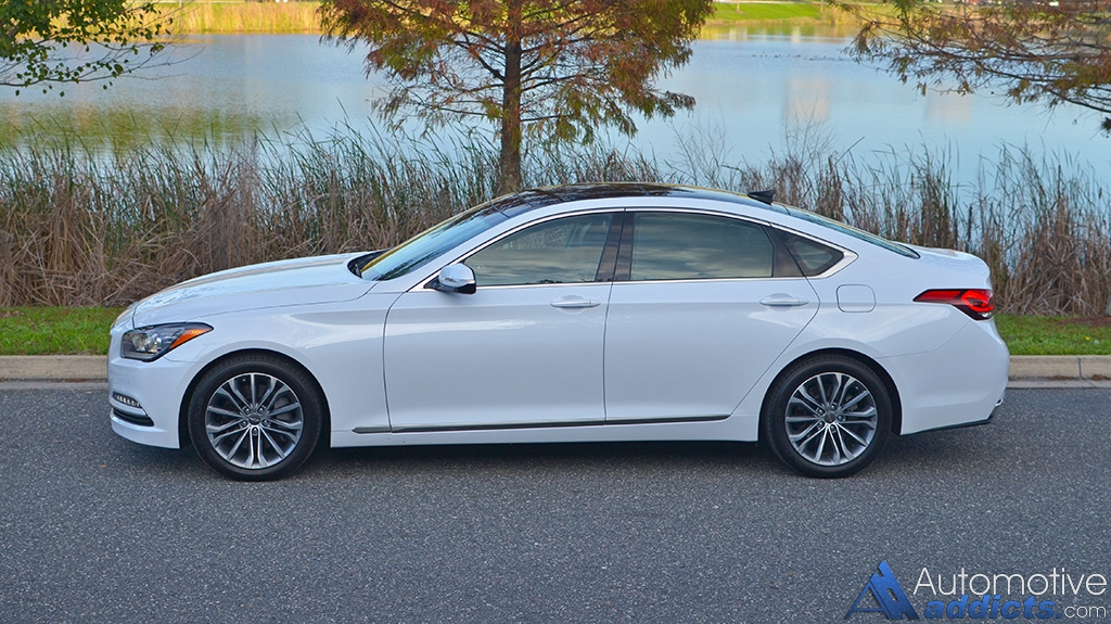2016 Hyundai Genesis 3 8 Rwd Sedan A Prince Among Full