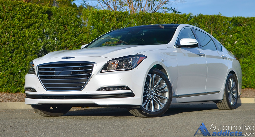 2016 hyundai genesis 3 8 rwd sedan a prince among full size luxury kings. Black Bedroom Furniture Sets. Home Design Ideas