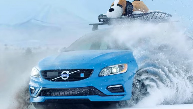 2016 Volvo V60 Polestar Pitted as Hottest Wagon in Motor Trend Ignition Episode: Video