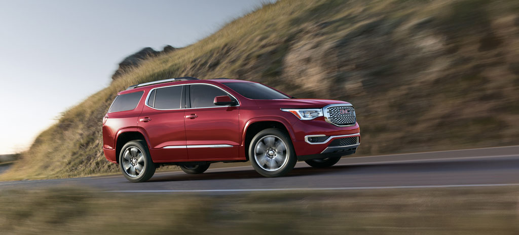 gmc introduces redesigned 2017 acadia at 2016 detroit auto show chevy monte carlo fuse box 2016 chevy suburban fuse box #45