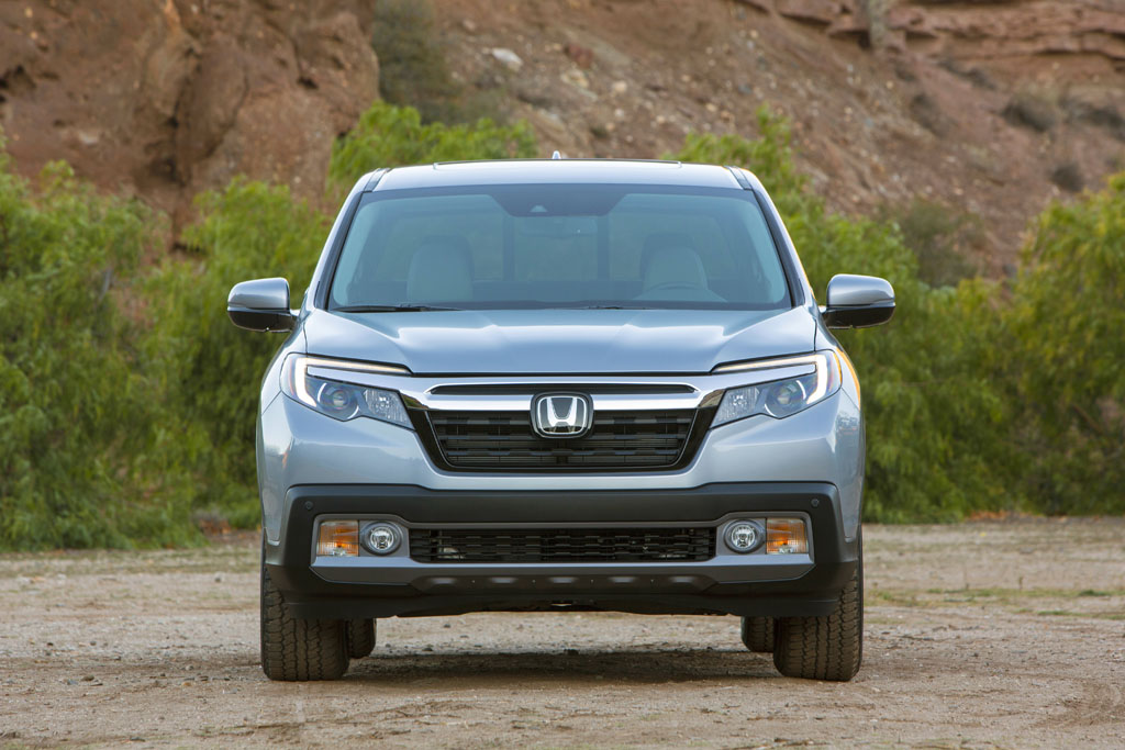 honda trucks up with 2017 ridgeline at 2016 detroit auto show. Black Bedroom Furniture Sets. Home Design Ideas