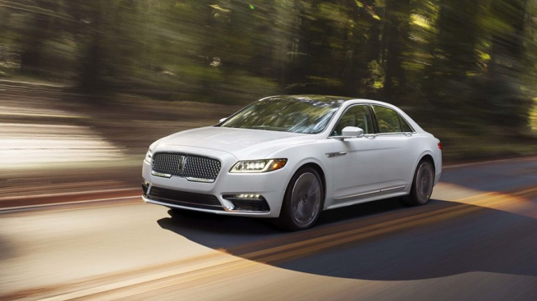 Lincoln Brings American Luxury Class to 2016 Detroit Auto Show with new Continental