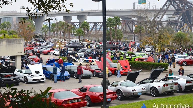 January 2016 Automotive Addicts Cars and Coffee Gets Jam-Packed for New Year