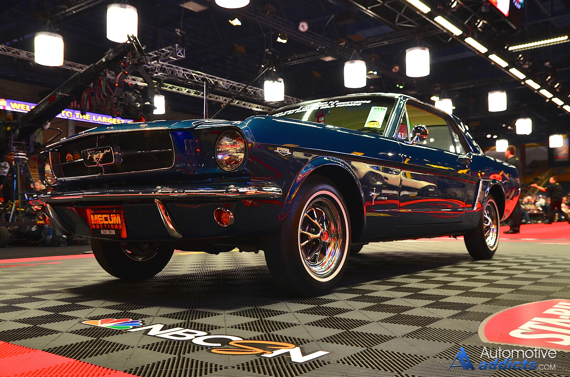 Automotive Gems Cross The Block At Mecum Auction In Kissimmee FL - Kissimmee car show