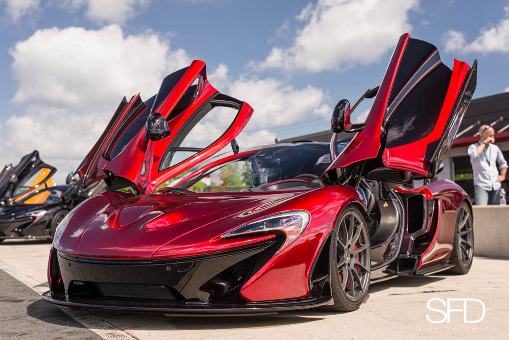 Monticello Motor Club >> Shoot For Details: 5 McLaren P1'S and 1 Incredible Experience!